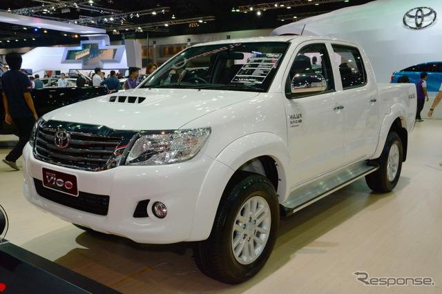 Current Toyota-Hilux Vigo