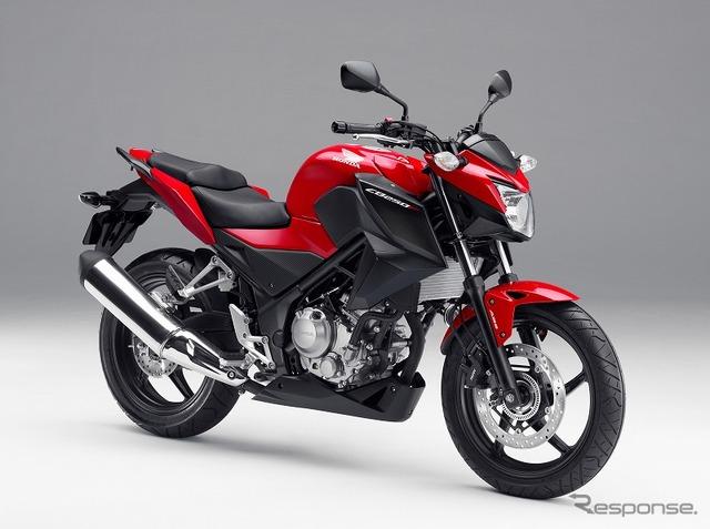 Honda-CB250F