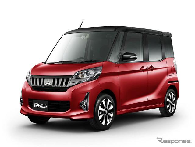 Mitsubishi eK custom space