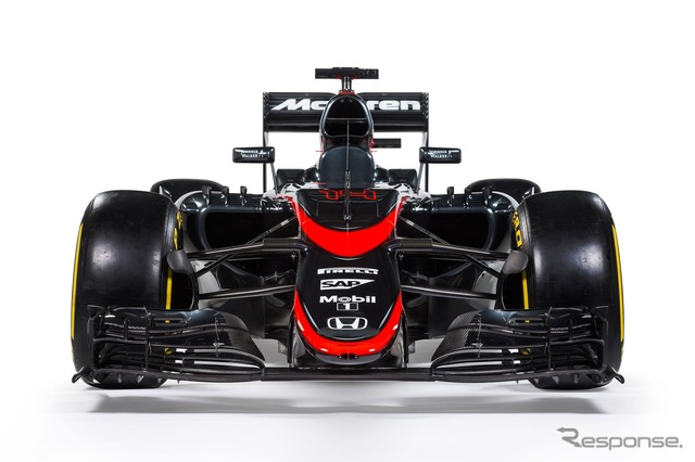 New livery appeared from the Spain race 5 McLaren-Honda