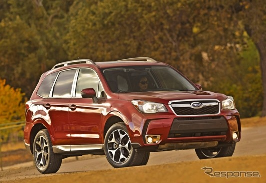 Subaru Forester (United States specification car)