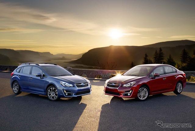 Subaru Impreza (United States version)