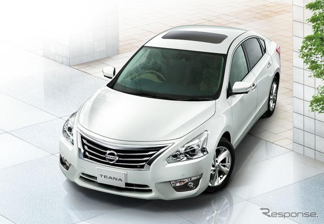 Nissan Teana XV