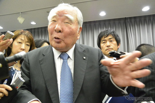 Suzuki CEO & President Osamu Suzuki