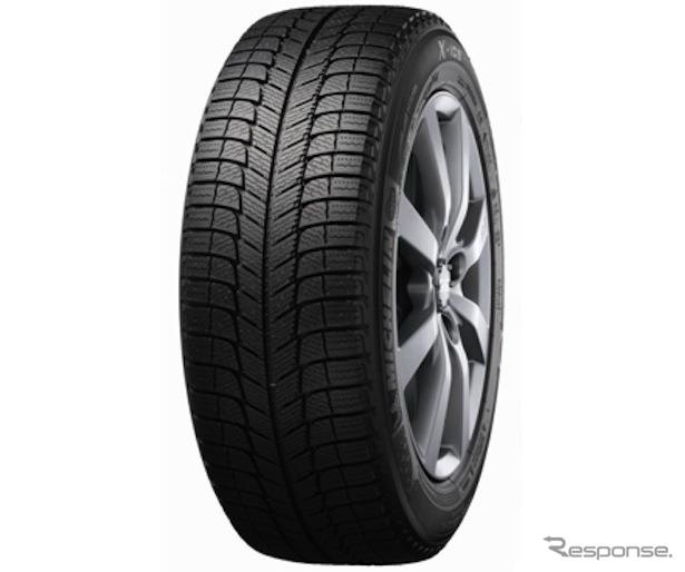 Michelin's studless tire (the reference image)