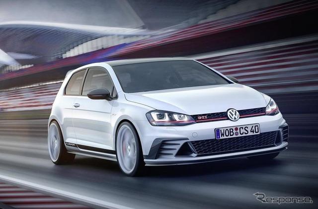 Volkswagen Golf GTI club sports