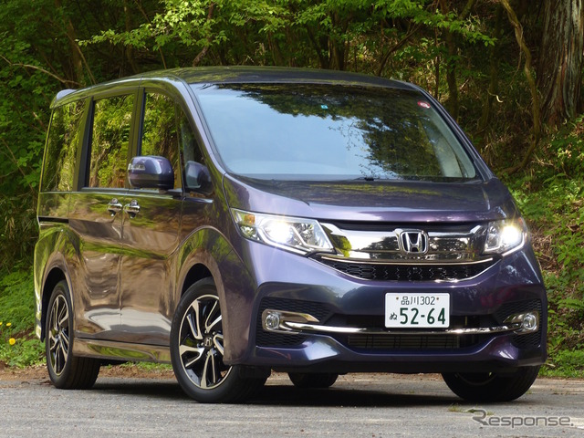 Honda Step WGN Spada Cool Spirit