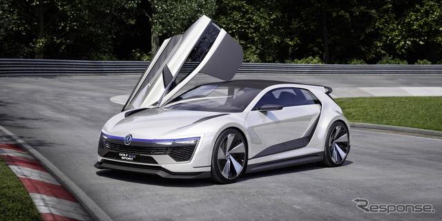 Volkswagen Golf GTE sports