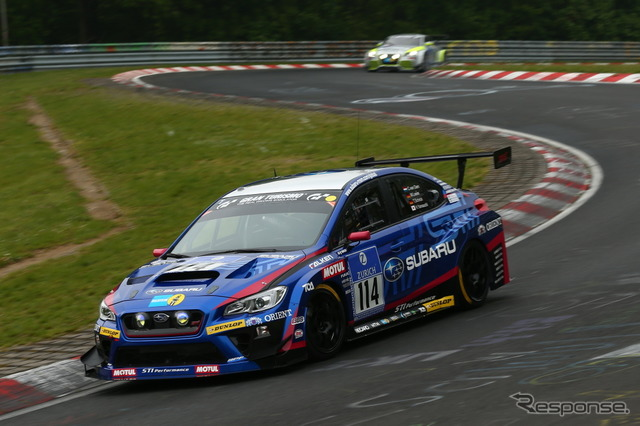2015 24 Hours Nürburgring race (qualifying)