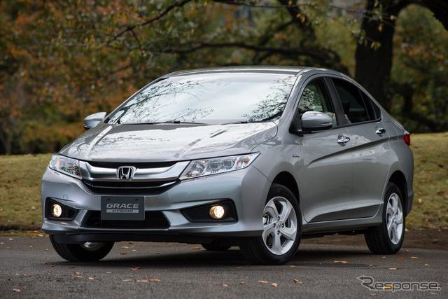 Honda grace HYBRID EX