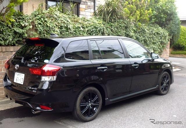 Toyota Corolla fielder W × B