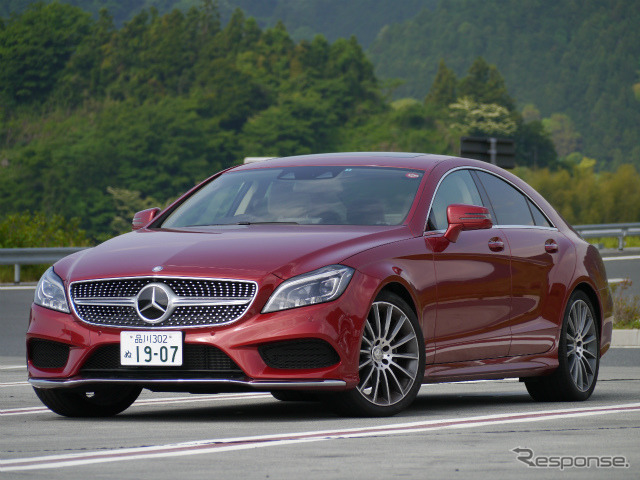 CLS220 Mercedes-Benz BLUETEC