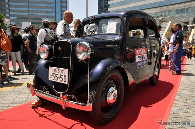 Datsun van Kai (1937)