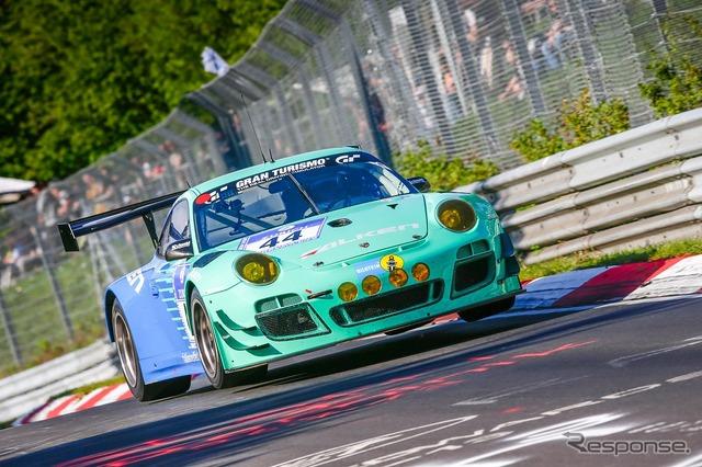 FALKEN Motorsports Porsche 911 GT3 R