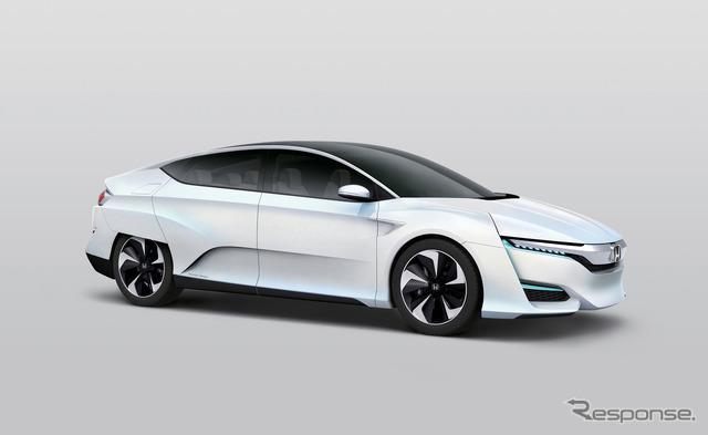 Honda FCV concept (reference image)