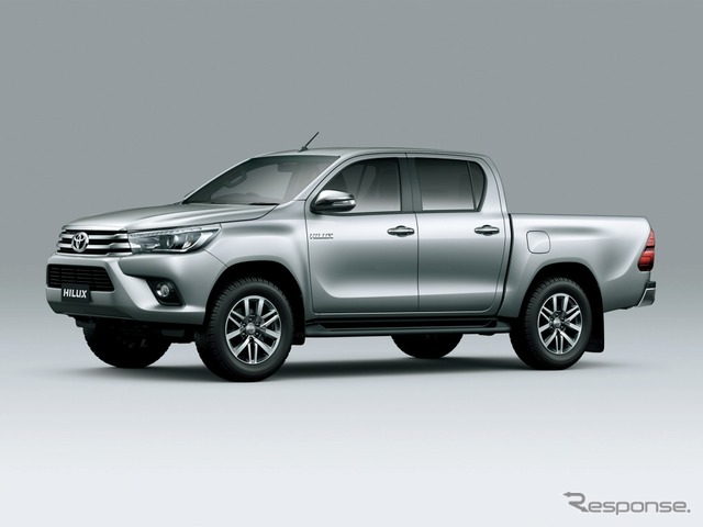 Toyota Hilux Double-Cab