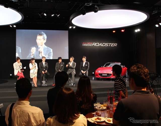 """Be a driver. Celebration "", many fans arrived at the celebration of the birth of the new Roadster"