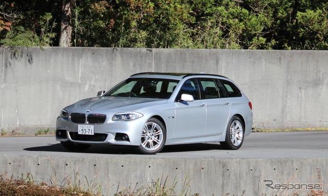 BMW 523 d touring