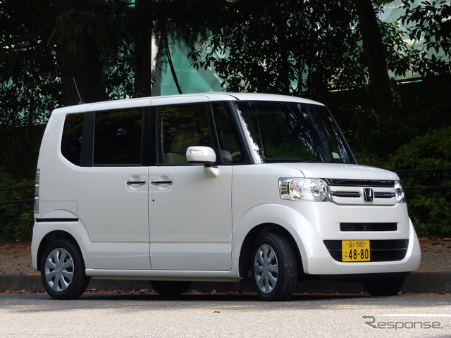 Honda N-BOX G L package
