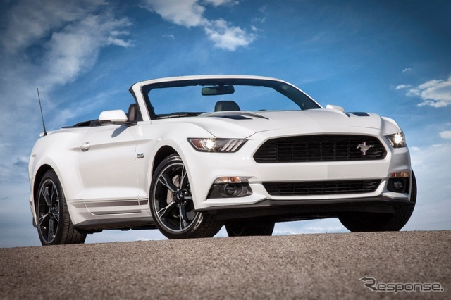 Ford Mustang California special package