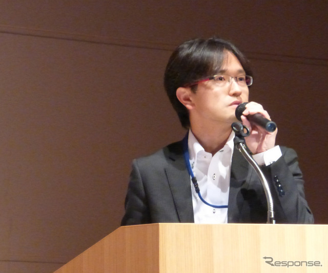 "Hirofumi Nagai, land traffic Ministry automotive environment and political measures Deputy-Director (summary) the rostrum ""about environmental governance over the car--towards a prosperous society in the future--"" that gave a talk under the title"