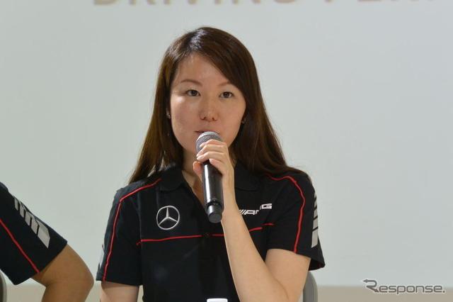 Mercedes Benz Jepang AMG merek manajemen Divisi Ueno rami laut Manajer
