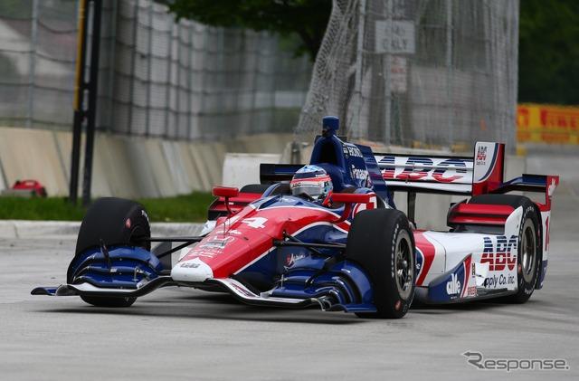 # 14 SATO qualifying fourth ingrown