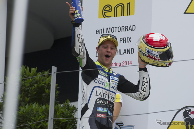 Aegerter, who will race in Suzuka 8 Hours this year for F.C.C. TSR Honda