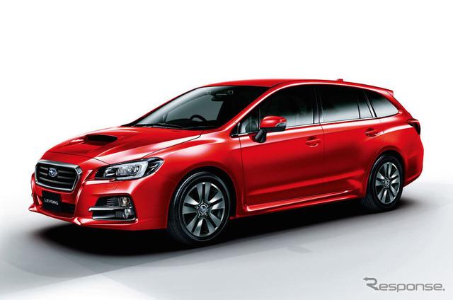 Subaru Levorg Proud Edition