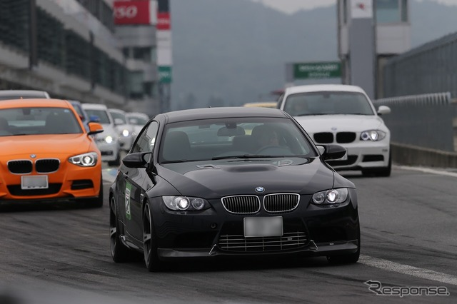 BMW owners for wanmakdowriving lessons