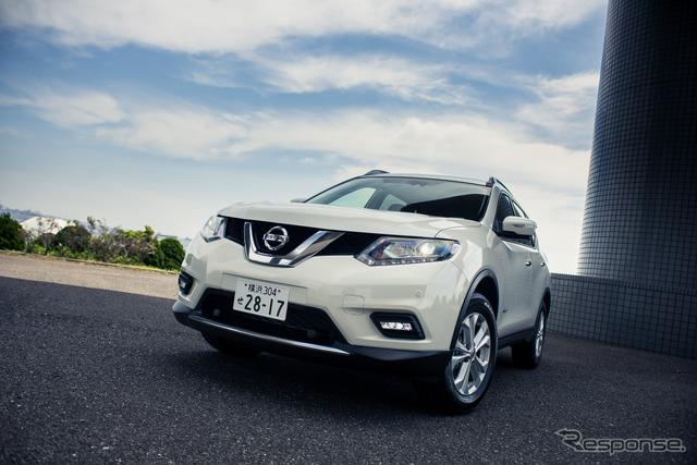 "Nissan x-trail 20 x hybrid ""emergency brake package"""