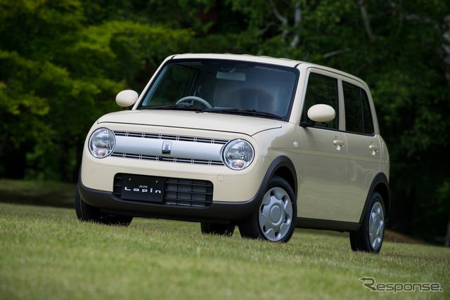 Suzuki Alto Lapin G
