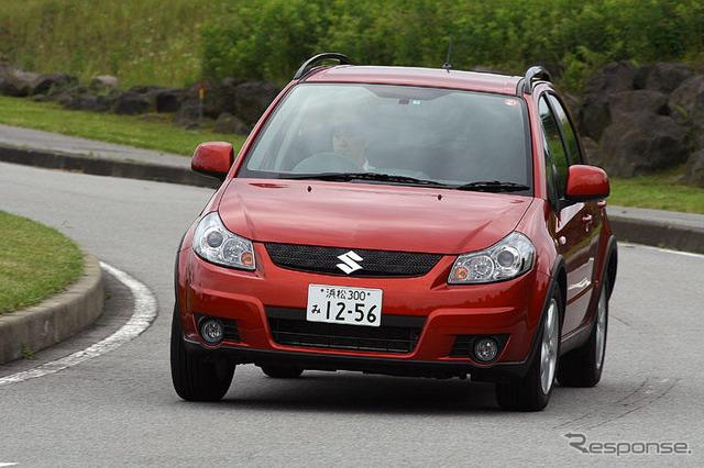 Suzuki's SX4'