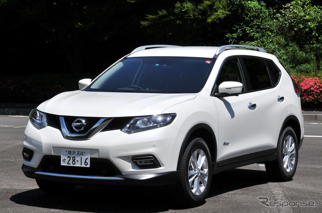 """Nissan X-Trail Hybrid Review: """"It was completed with good maneuverability, but I want a third row seat"""" by Yoichi Moroboshi"""