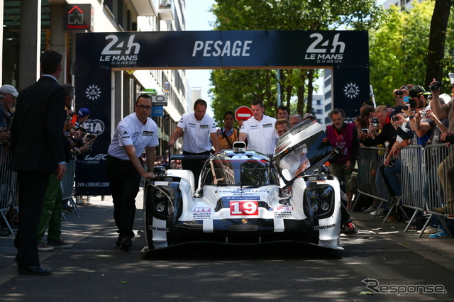 Le Mans 24-hour endurance race qualifying first time