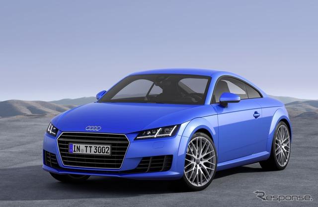 ใหม่ Audi TT