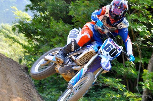 Yamaha YZ250FX Collaborated News Coverage: Moto Sports Land Shidoki