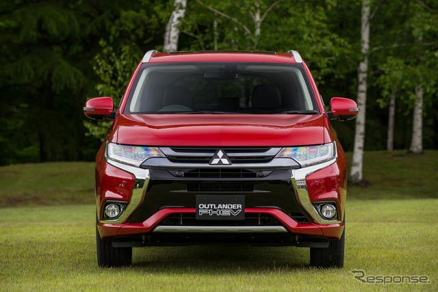 All-new Mitsubishi Outlander PHEV