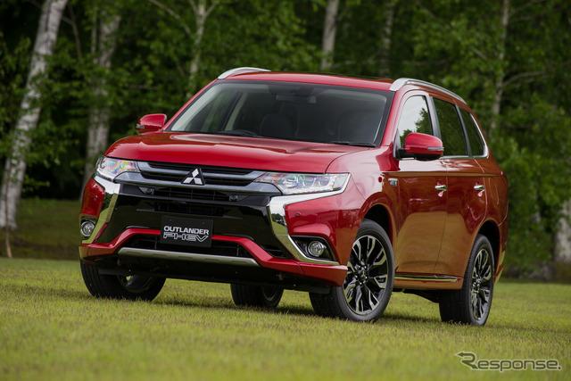 New Mitsubishi Outlander PHEV G NAVI PKG