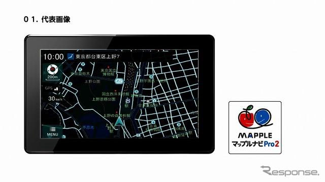 Latest edition Maple Nabi Pro2 spring 2015