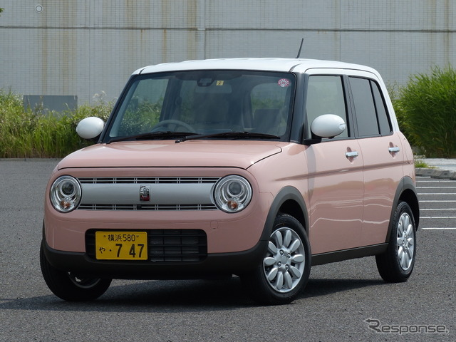 Suzuki Alto Lapin X