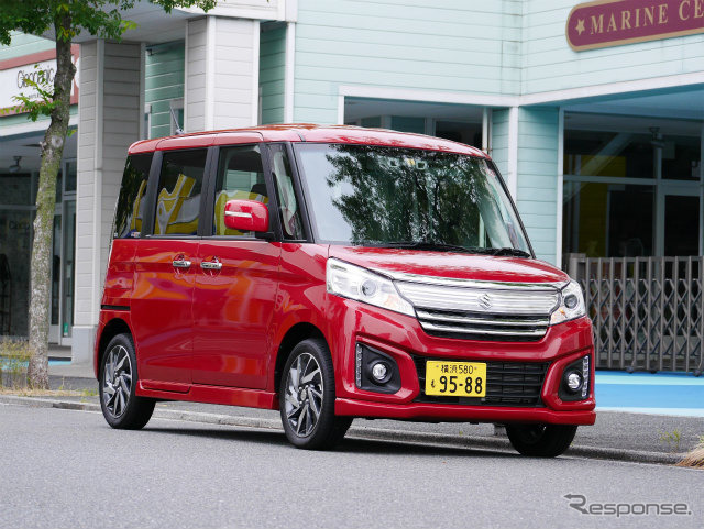 Suzuki custom limited express spacia