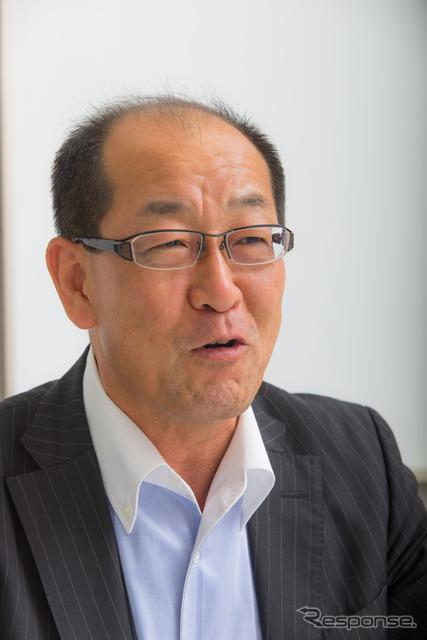 Toyota automotive product planning Division, Tanaka Yoshikazu Chair