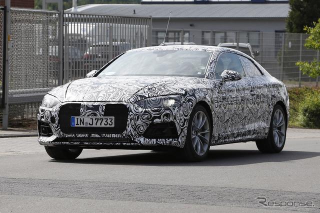 Audi A5 ตัก