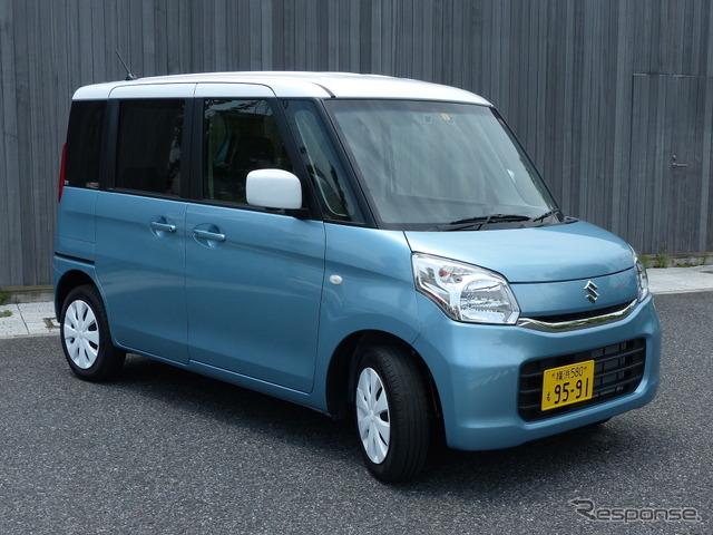 Suzuki limited express spacia