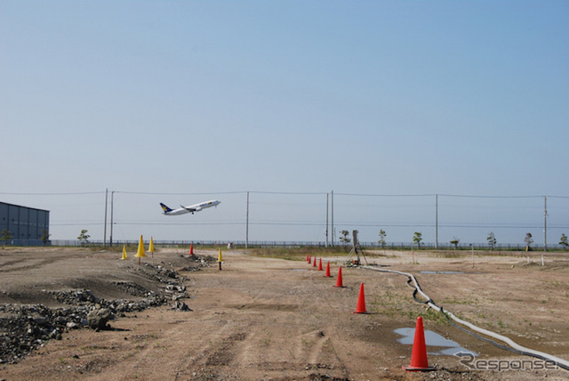 Kobe Airport is done all-Japan Motocross Championship round 5