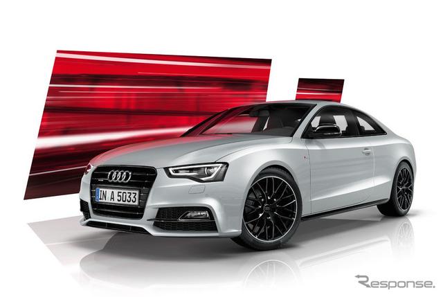 Audi A5 S สายแข่งขันบวก