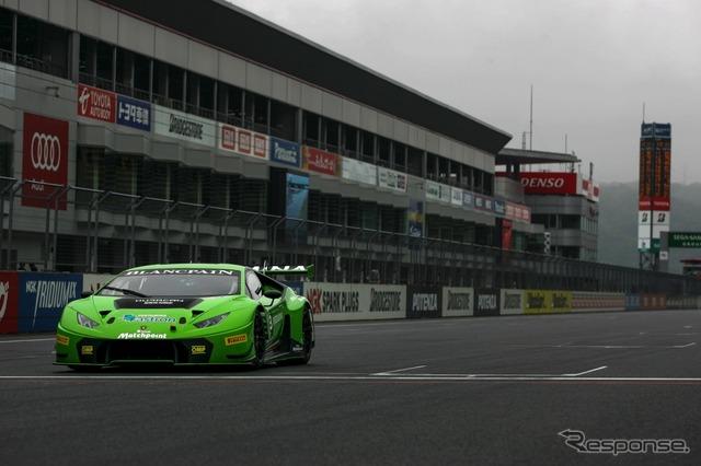Huracan Lamborghini GT3