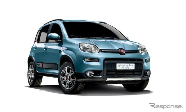 Fiat Panda 4 × 4 comfort