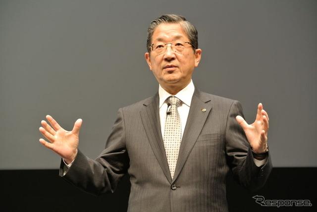 / Nissan COO Toshiyuki Shiga (source image)
